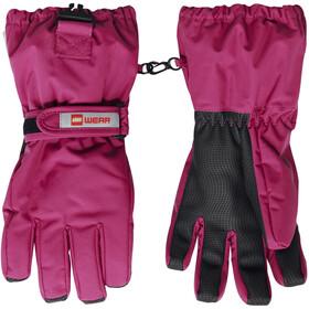 LEGO wear Alfred 703 Handschoenen Kinderen, dark pink